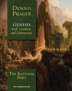 The rational Bible. Genesis, God, creation, and destruction cover image