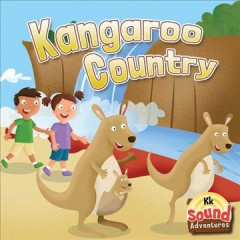 Kangaroo country /k cover image