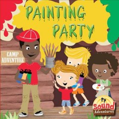 Painting party /p cover image