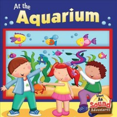 At the aquarium cover image