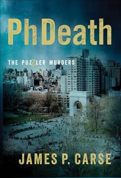 PhDeath : the Puzzler murders cover image