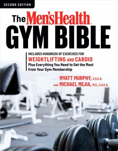 The Men's health gym bible cover image