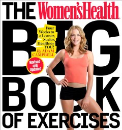 The Women's Health big book of exercises cover image