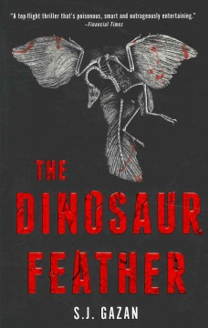 The dinosaur feather cover image