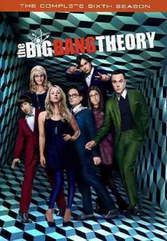 The big bang theory. Season 6 cover image