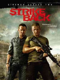 Strike back. Season 2 cover image
