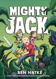 Mighty Jack. Book one cover image
