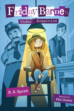Friday Barnes, under suspicion cover image