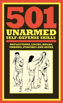 501 unarmed self-defense skills cover image
