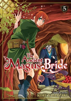 The ancient magus' bride. 5 cover image