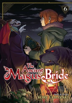The ancient magus' bride. 6 cover image