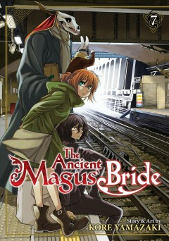 The ancient magus' bride. 7 cover image