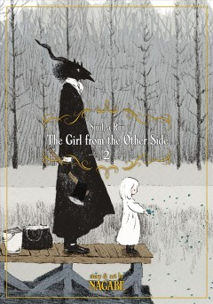 The girl from the other side : Siúil, a Rún. 2 cover image