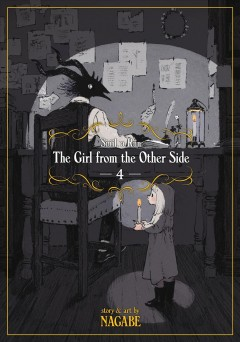 The girl from the other side : Siúil, a Rún. 4 cover image