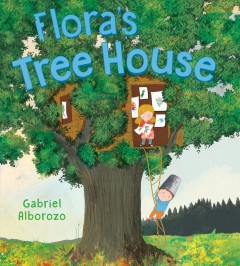 Flora's tree house cover image
