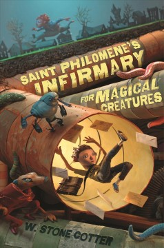 Saint Philomene's infirmary for magical creatures cover image