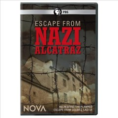Escape from Nazi Alcatraz cover image