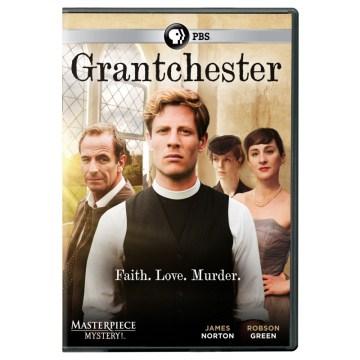 Grantchester. Season 1 cover image