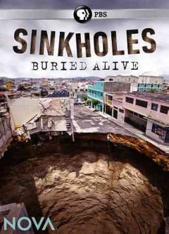 Sinkholes buried alive cover image