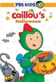 Caillou's Halloween cover image