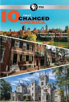 10 that changed America cover image