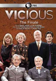 Vicious the finale cover image