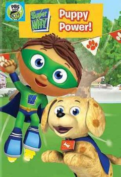 Super Why! Puppy power! cover image