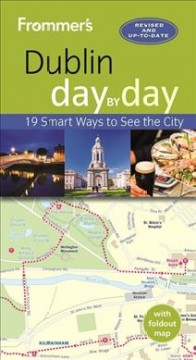 Frommer's Dublin day by day cover image