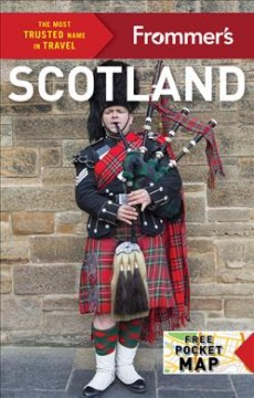 Frommer's Scotland cover image