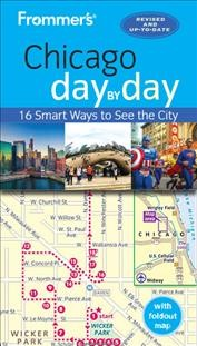 Frommer's Chicago day by day cover image