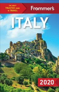 Frommer's Italy cover image