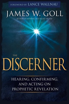 The discerner cover image