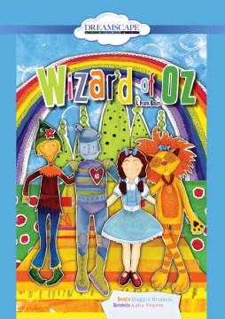 The wizard of Oz illustrator, Asha Pearce cover image