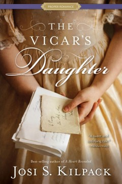 The vicar's daughter cover image
