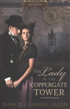 The lady in the Coppergate Tower cover image