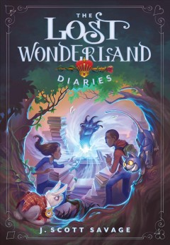 The lost Wonderland diaries cover image