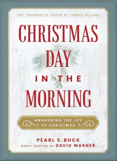 Christmas Day in the morning : awakening the joy of Christmas cover image