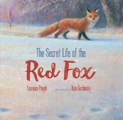 The secret life of the red fox cover image