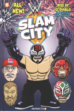 WWE Slam City. 2, Rise of El Diablo cover image