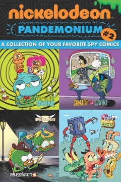 Nickelodeon pandemonium! 2, Spies and ducktectives cover image