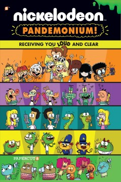 Nickelodeon Pandemonium! 3, Receiving you loud and clear cover image
