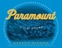 Paramount : city of dreams cover image