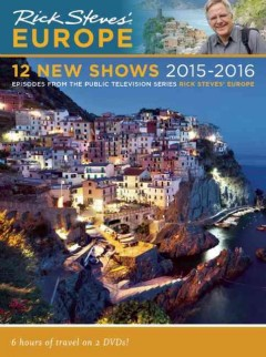 Rick Steves' Europe 12 new shows 2015-2016 cover image