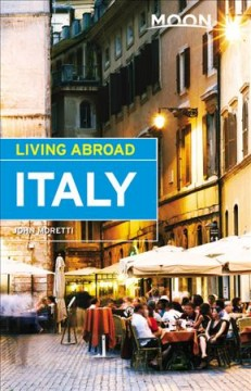 Moon living abroad. Italy cover image