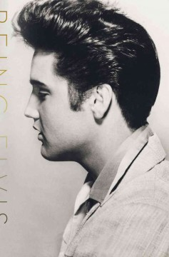 Being Elvis : a lonely life cover image