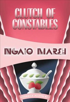 Clutch of constables cover image