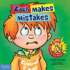 Zach makes mistakes cover image