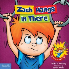 Zach hangs in there cover image