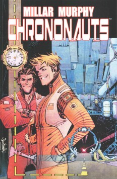 Chrononauts. Vol. 1 cover image