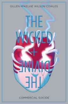 The wicked + the divine. 3, Commercial suicide cover image